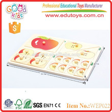 new products in china fraction preschool educational puzzle