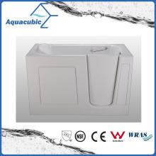 Acrylic Walk-in Wheelchair Safe Bathtub for Disabled (AB-2653VW)