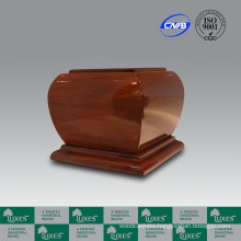 LUXES Cremation Wooden Urns For Ashes Cheap Urns