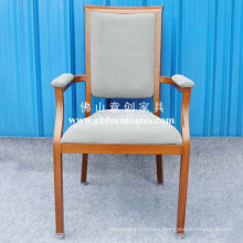 Imitated Wood Chair with Comfortable Thick Armrest (YC-E65-04)