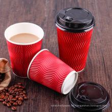 Einweg-Kaffee-Eis-Pappbecher