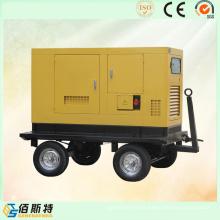 112.5kVA Grupo electrógeno portátil para la fuente de alimentación eléctrica