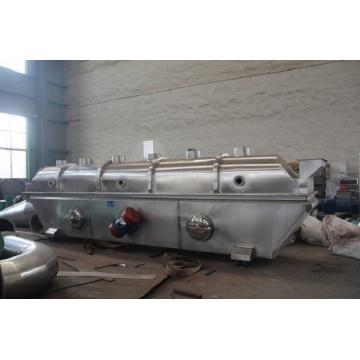 Continuous Zlg Series Rectilinear Vibrating Fluid Bed Dryer