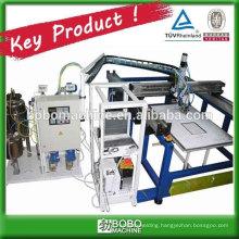 polyurethane mixed cnc seal machine