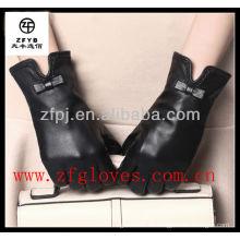 Leder Bugstulpe Kleid Leder Sex Handschuhe