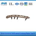 Plaque de verrouillage latéral de la plaque de verrouillage latérale de Humerus Distal