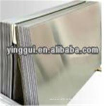 Placa antiderrapante de liga de alumínio 7004