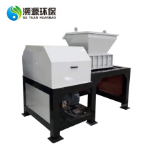Double Shaft Recycling Car Tire Plastic Shredder