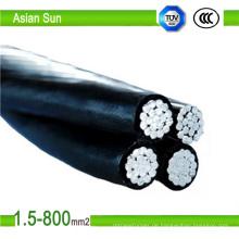 ABC-Kabel parallel oder verdrehte Antenne Bundle