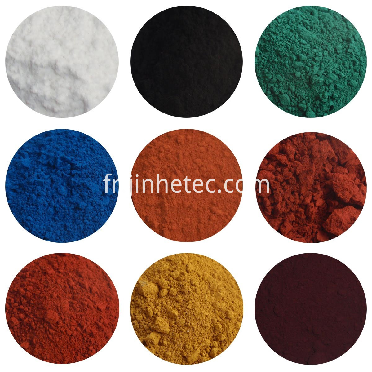 Synthetic Iron Oxide Red 130 Pigment