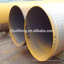Продольная сварная труба большого диаметра EN10210