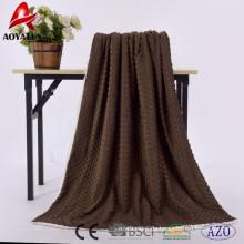 komfortable billige Großhandel Micro Nerz Sherpa Decken