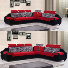 Kain L-Shaped Chaise Cushion Seat Sectional Sofa