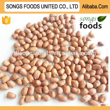 Cacahuetes crudos de China para la venta