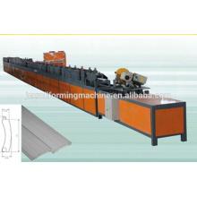 Roll forming machine for steel roller shutter door