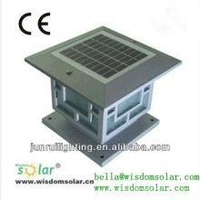 CE y la lámpara de pared al aire libre patente Lámpara Solar del jardín (JR-3018 W)