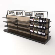 4+Tier+Wooden+Store+Pop+Fixtures+Display+Rack