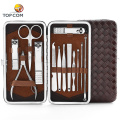 Multi-function french manicure nail kit tools designs