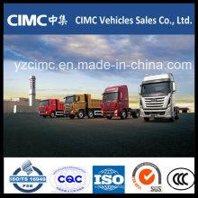 Camión volquete del camión del camión del tractor de los camiones pesados de China Hyundai