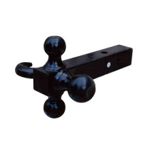 Tri-Ball Hitch Attachment with Hook