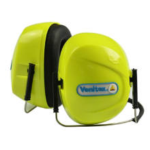 Yellow Safety Protect Earflugs Hearing Protection Safety Earmuff