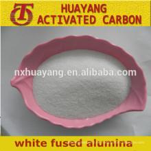Fabrikpreis Weiß Fused Alumina Polieren Korund