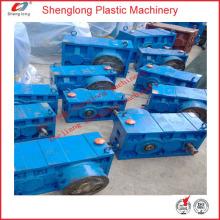 Boîte de vitesses d'extrudeuse pour machine de traitement en plastique de l'extrudeuse de tuyau en PVC