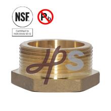 Одобренный nsf латунный гидрант втулка