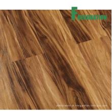 Revestimento de PVC madeira grão folha decorativa do PVC para decorativos