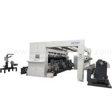 Machine à refendre les films plastiques GDFQ4500