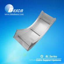External riser bend cable tray(Unistrut)