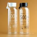 Высокая Емкость 550 мл горячая Распродажа чашки воды, новый дизайн стеклянной бутылки воды