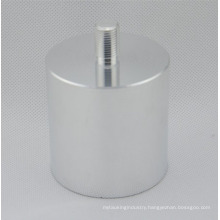 aluminium extrusion OEM machining CNC thread
