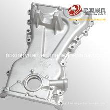 Китайская первоклассная мелко обработанная высококачественная алюминиевая автомобильная крышка для литья под давлением