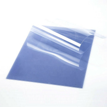 0.13-0.25mm A4 Clear PVC Sheet For Book Cover