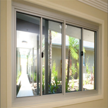 Aluminum Sliding Windows with Low-e Glass