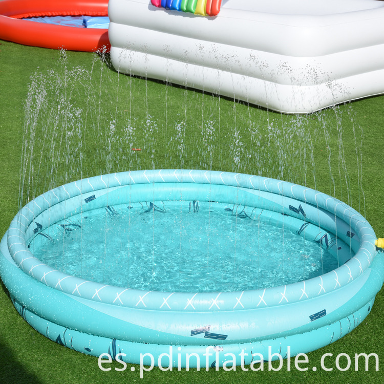 spray pool inflatable