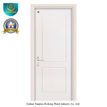 Moderne weiße Farbe Holztür für den Innenbereich (ds-104)