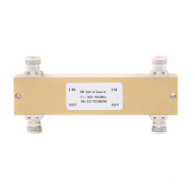 hot sale indoor 2 IN 2 OUT 100w 305-960mhz 3db Hybrid combiner coupler