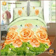 Home Textile Bedding Set 3D Including Duvet Cover Bed Sheet Pillowcase