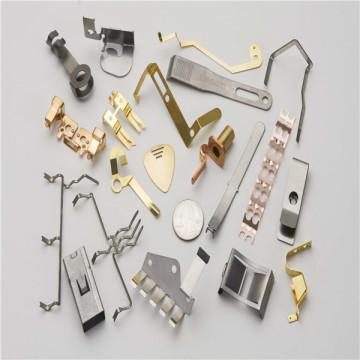 Pièces métalliques de précision pour la coutume