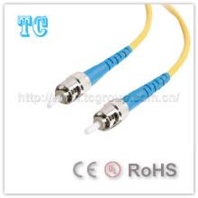 Ce/UL Certificate St to St Single-Mode Optical Fiber Jumper