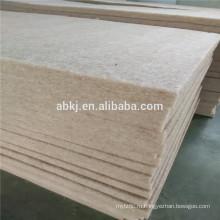 2 мм - 50 мм толщиной льняной войлок, пламя-retardant одеяло, пожарной профилактике лен-хлопок