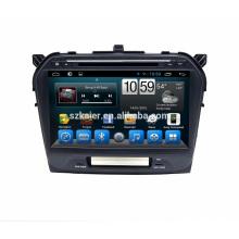 Android 6.0 / 7.1 Kaier coche reproductor de DVD GPS para Suzuki Grand Vitara con tarjeta SD Radio Stereo Navigator