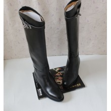 2016 New Style of Fashion Lady Leather Boots (WZ-10)