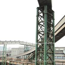 Long Distance Curved Belt Conveyor/Trough Belt Conveyor