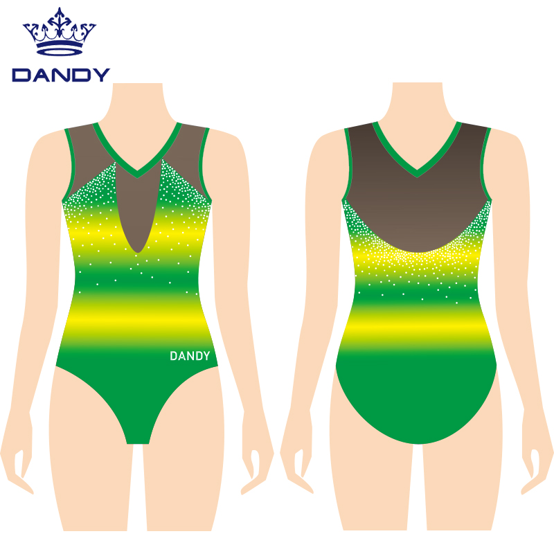 gym central leotard