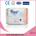 Empresa de marca privada de guardanapos sanitários orgânicos de grau Premium China