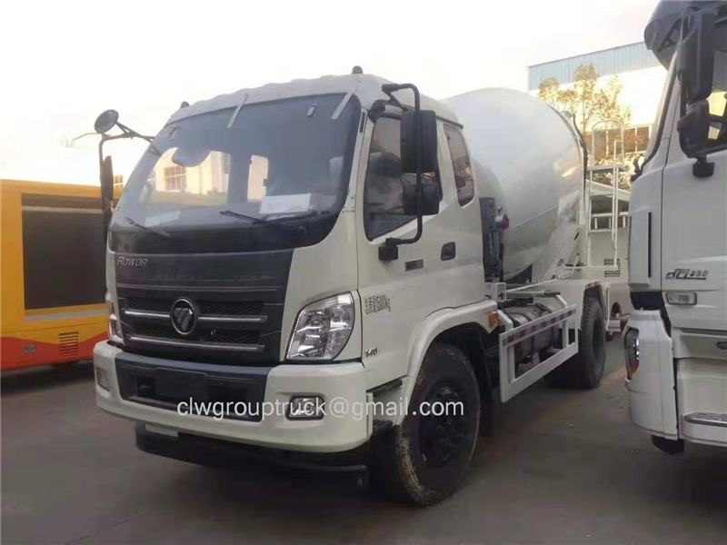 Mixer Truck 5