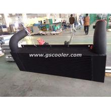 Aluminium Ladeluftkühler für Mobil